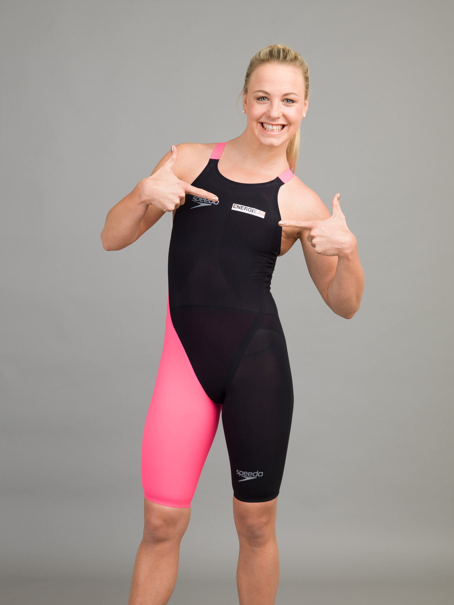 Lisa Zaiser NEU in der Energie AG-Sportfamilie! - Energie