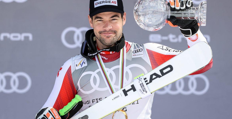 Kriechmayr, Gewinner Super-G Weltcup